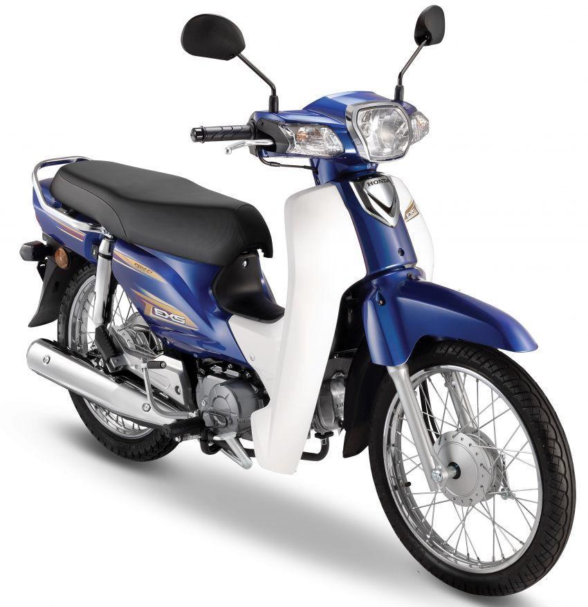 Honda EX5 2020 được nâng cấp với nhiều thay đổi Ảnh 2