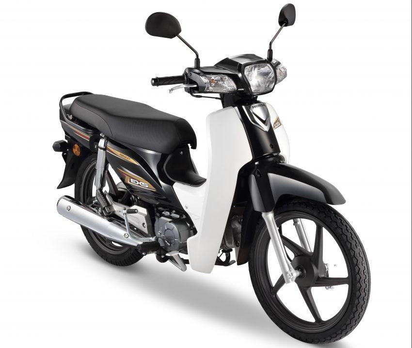 Honda EX5 2020 được nâng cấp với nhiều thay đổi Ảnh 5
