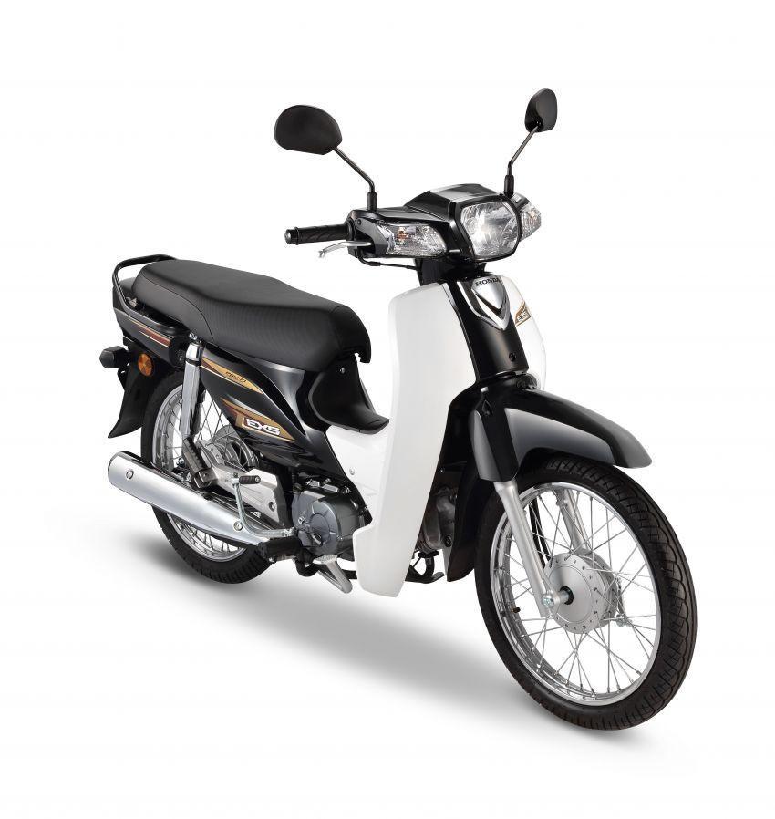 Honda EX5 2020 được nâng cấp với nhiều thay đổi Ảnh 4