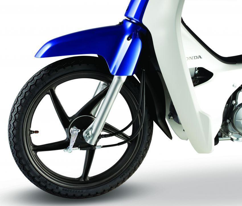 Honda EX5 2020 được nâng cấp với nhiều thay đổi Ảnh 7