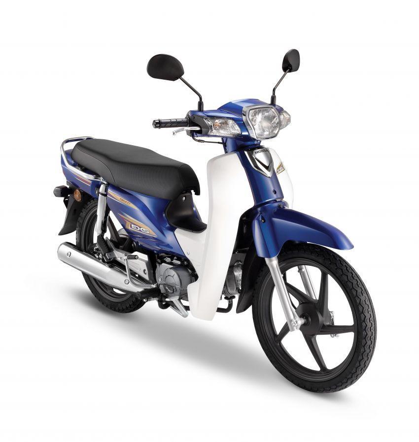 Honda EX5 2020 được nâng cấp với nhiều thay đổi Ảnh 3