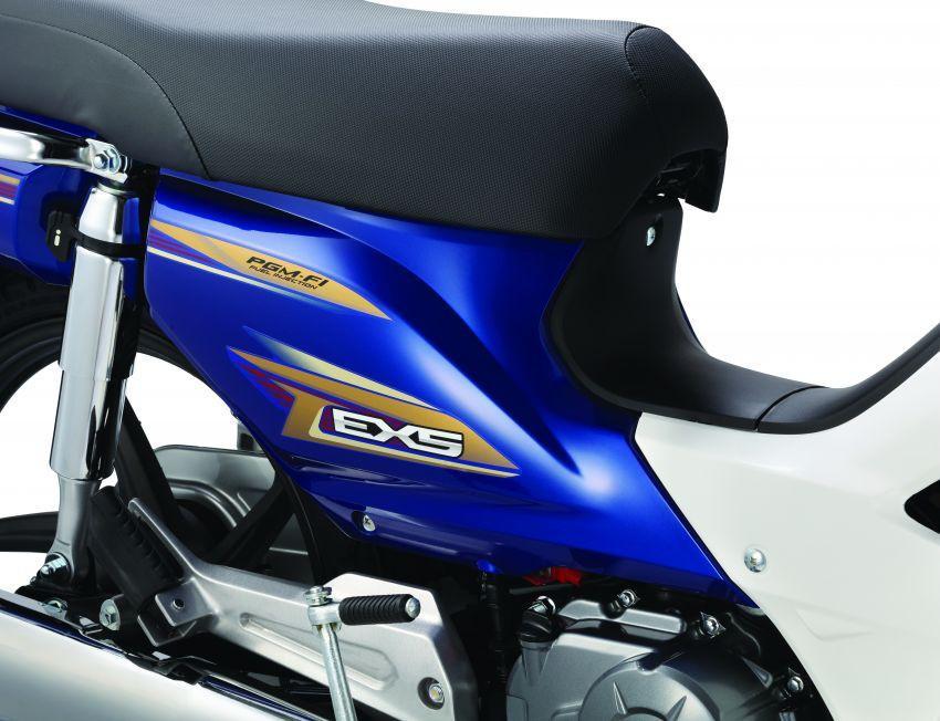 Honda EX5 2020 được nâng cấp với nhiều thay đổi Ảnh 8