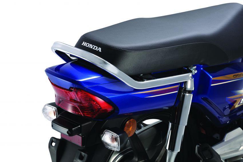 Honda EX5 2020 được nâng cấp với nhiều thay đổi Ảnh 9