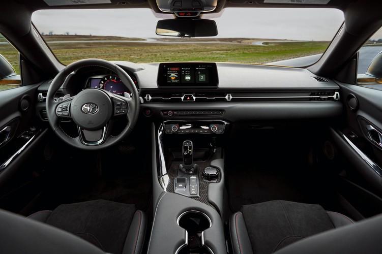 Xe thể thao Toyota Supra có thêm phiên bản 'giá rẻ' Ảnh 5
