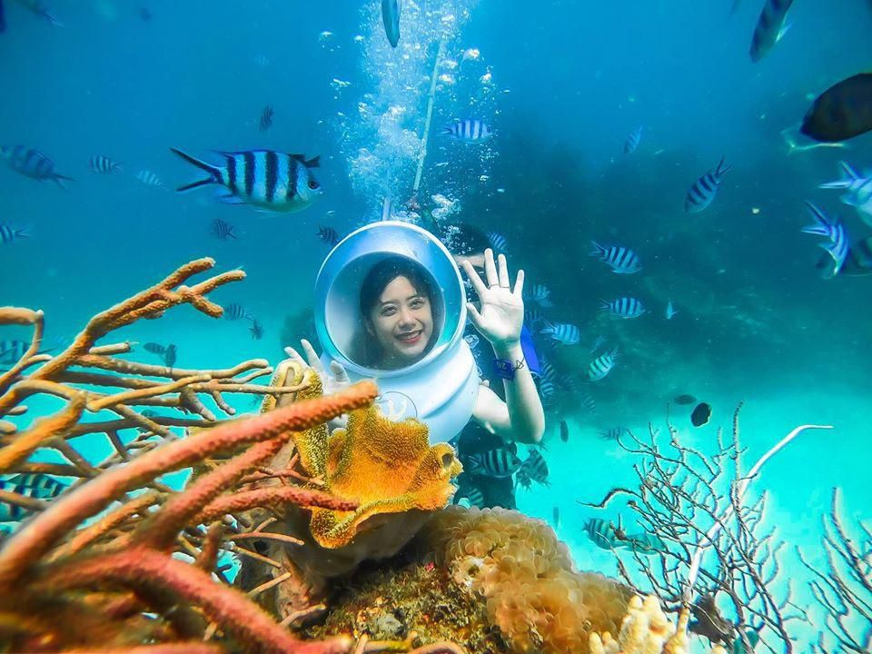 Phú Quốc, Phú Yên hút khách giữa dịch corona nhờ thời tiết ấm áp Ảnh 5