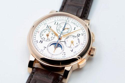 Top 10 thương hiệu đồng hồ chỉ dành cho nhà giàu Ảnh 2