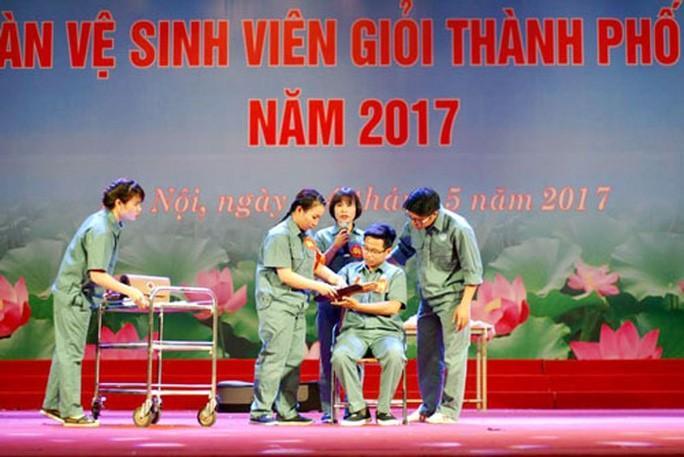 Hà Nội: Nâng chất lượng mạng lưới An toàn vệ sinh viên Ảnh 1