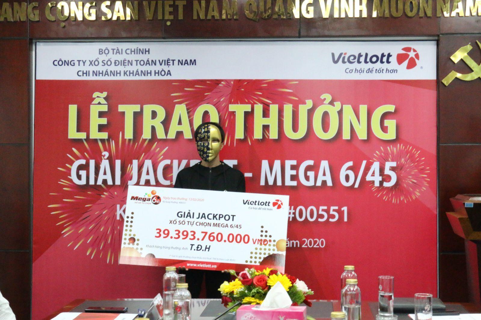 Một khách hàng tại Đăk Lăk trúng Vietlott trị giá lớn Ảnh 1