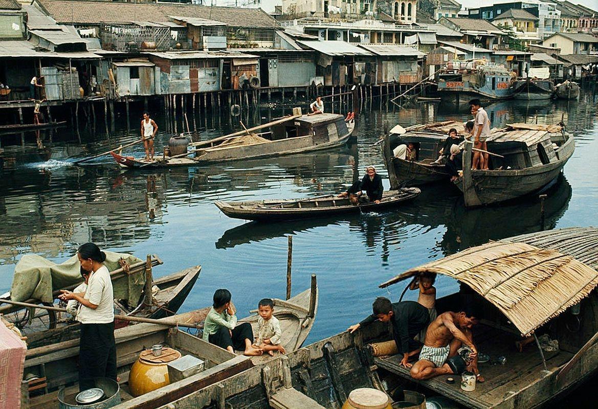 Nhịp sống Sài Gòn những năm 60 qua ống kính phóng viên ảnh National Geographic Ảnh 20