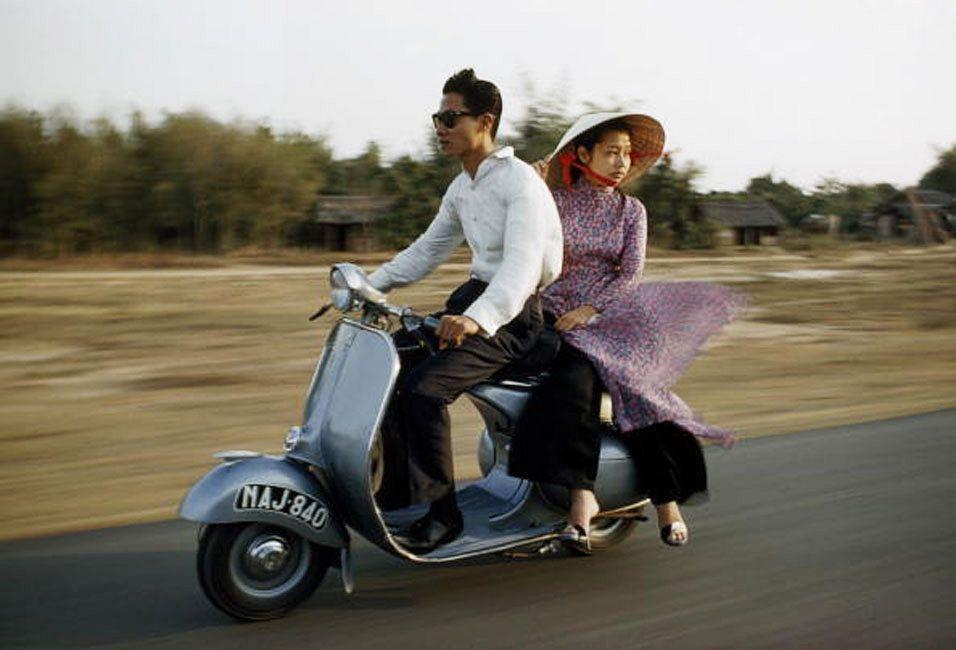 Nhịp sống Sài Gòn những năm 60 qua ống kính phóng viên ảnh National Geographic Ảnh 3