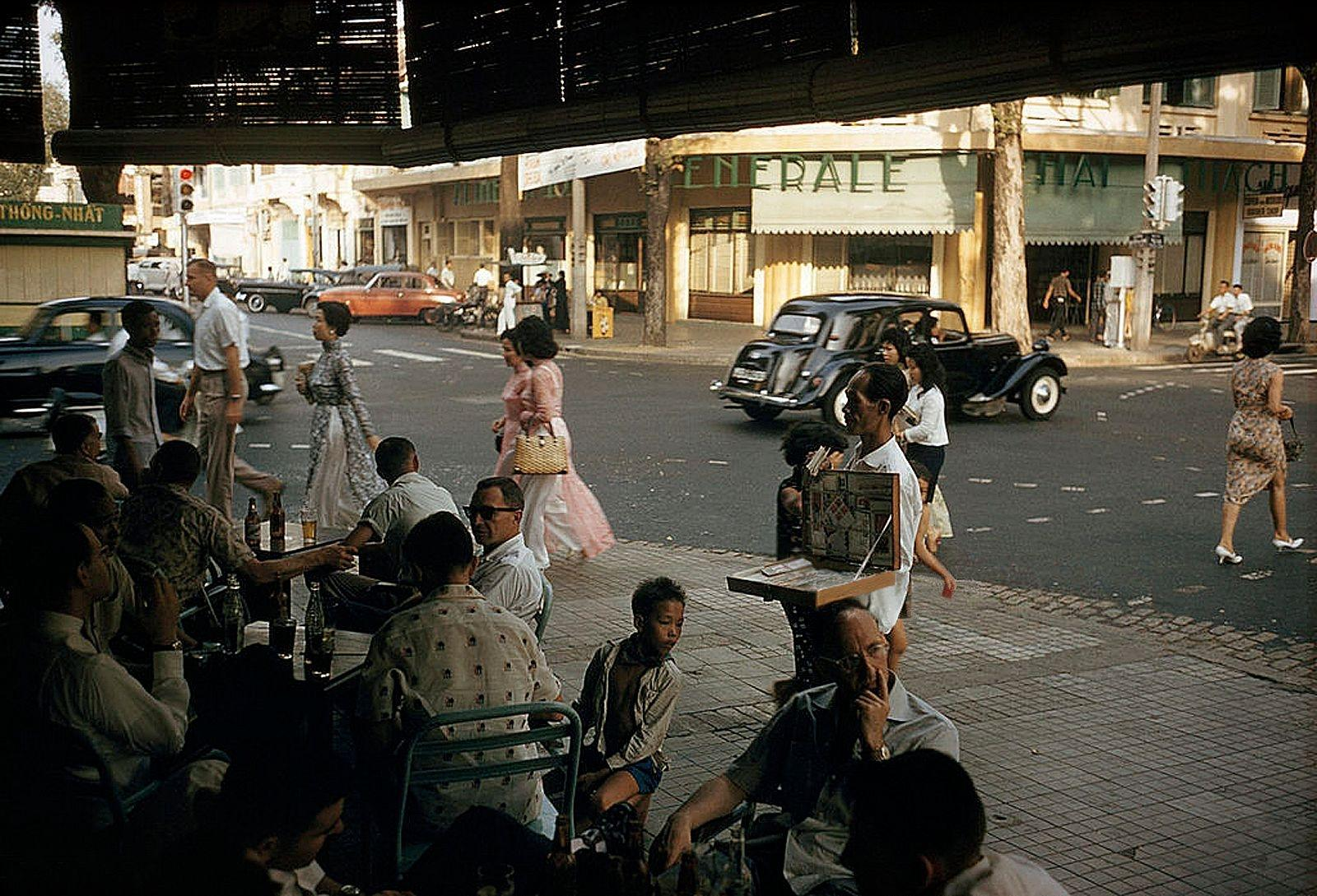 Nhịp sống Sài Gòn những năm 60 qua ống kính phóng viên ảnh National Geographic Ảnh 1