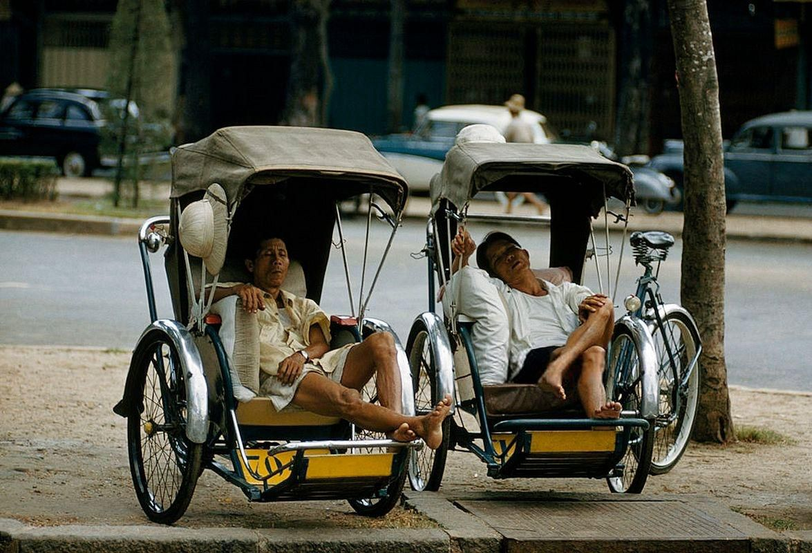 Nhịp sống Sài Gòn những năm 60 qua ống kính phóng viên ảnh National Geographic Ảnh 5