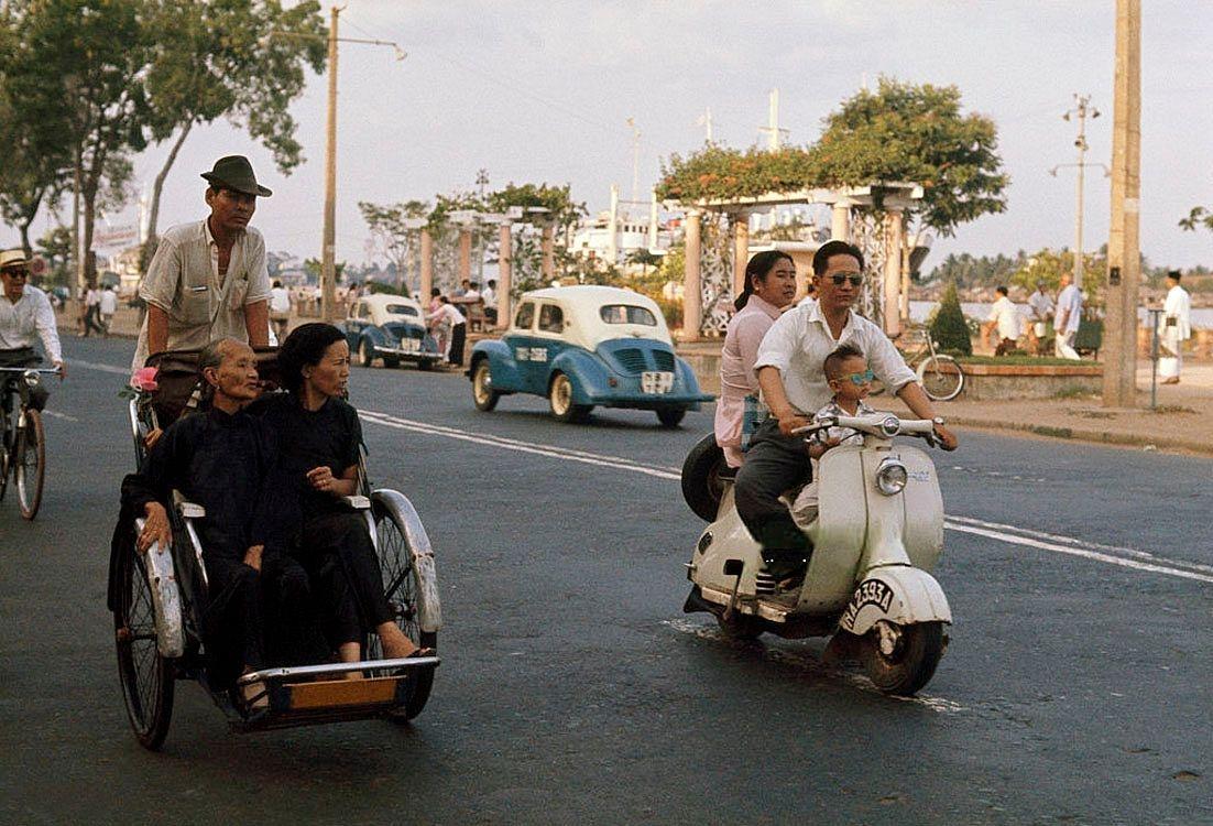 Nhịp sống Sài Gòn những năm 60 qua ống kính phóng viên ảnh National Geographic Ảnh 4