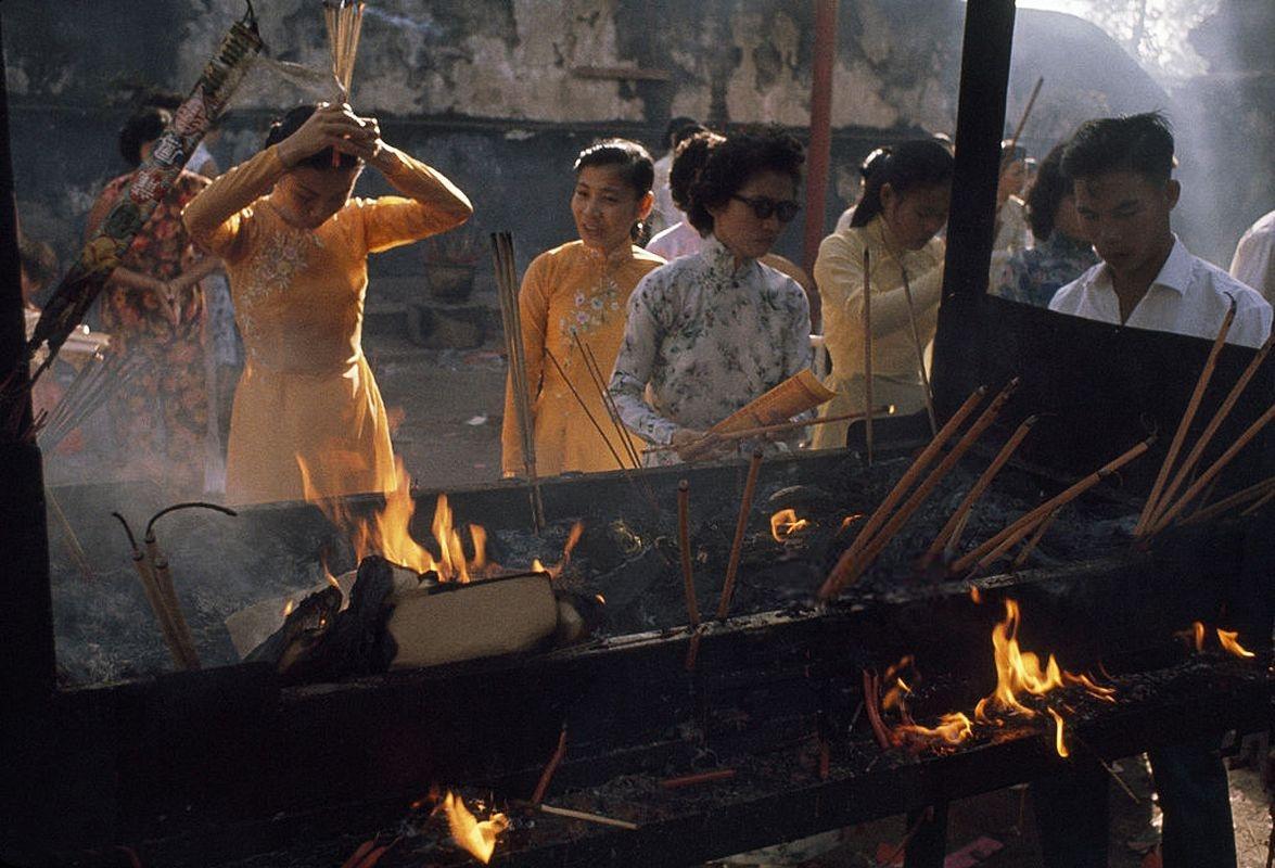 Nhịp sống Sài Gòn những năm 60 qua ống kính phóng viên ảnh National Geographic Ảnh 13
