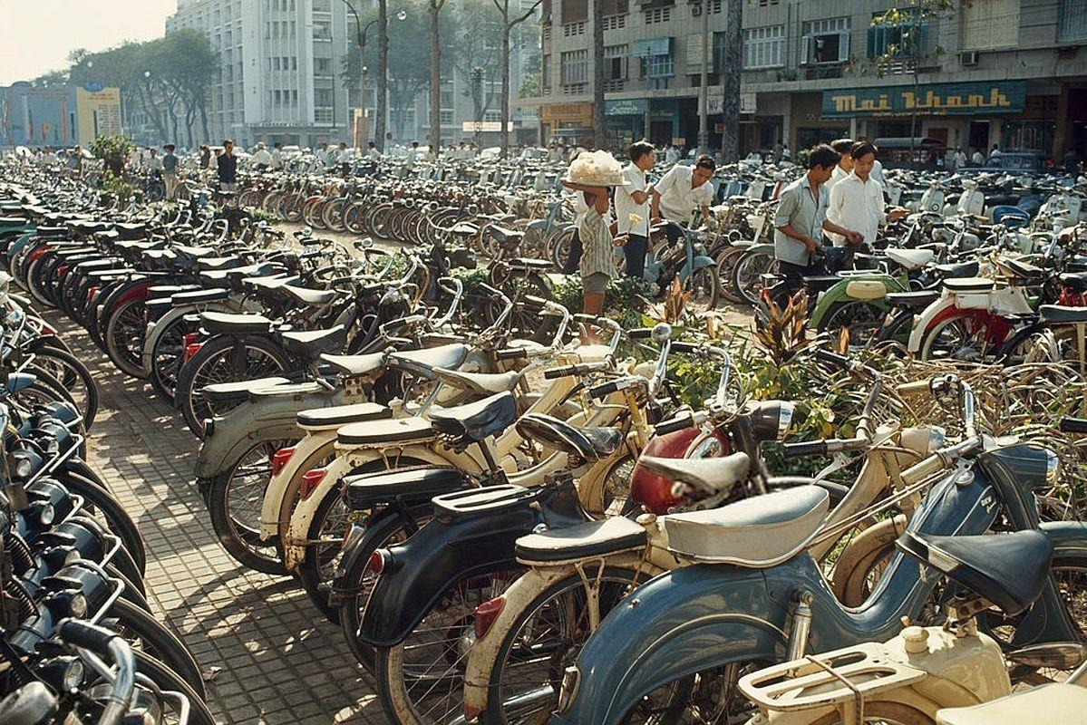 Nhịp sống Sài Gòn những năm 60 qua ống kính phóng viên ảnh National Geographic Ảnh 19