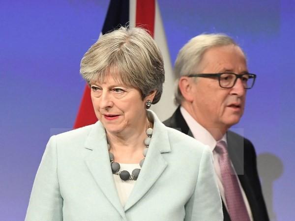 EU thảo luận ngân sách hậu Brexit Ảnh 1