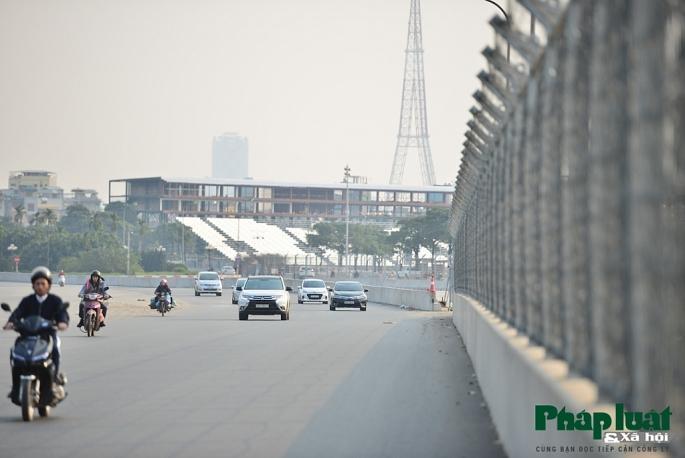 Toàn cảnh đường đua F1 đang gấp rút hoàn thành Ảnh 13