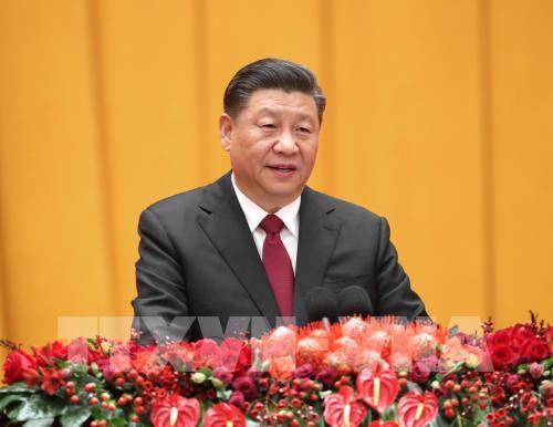 Dịch COVID-19: Chủ tịch Trung Quốc viết thư cảm ơn Quỹ Bill & Melinda Gates Ảnh 1