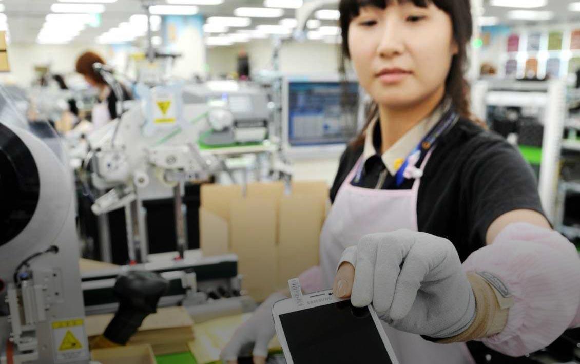 Nhân viên nhiễm Covid-19, Samsung đóng cửa một nhà máy Ảnh 1