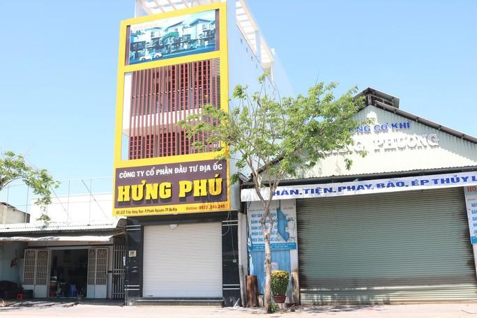 Bắt Giám đốc Công ty BĐS Hưng Phú Ảnh 1