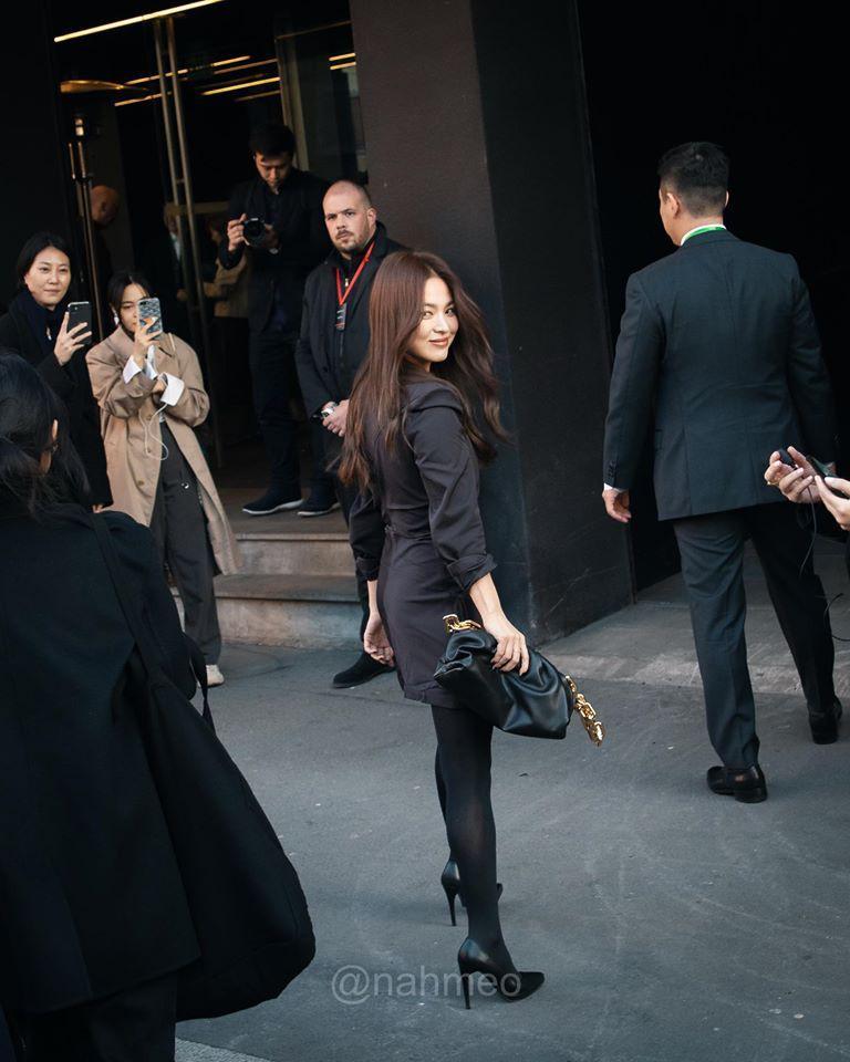 Song Hye Kyo đẹp ma mị với phong cách khác lạ hậu ly hôn Ảnh 11