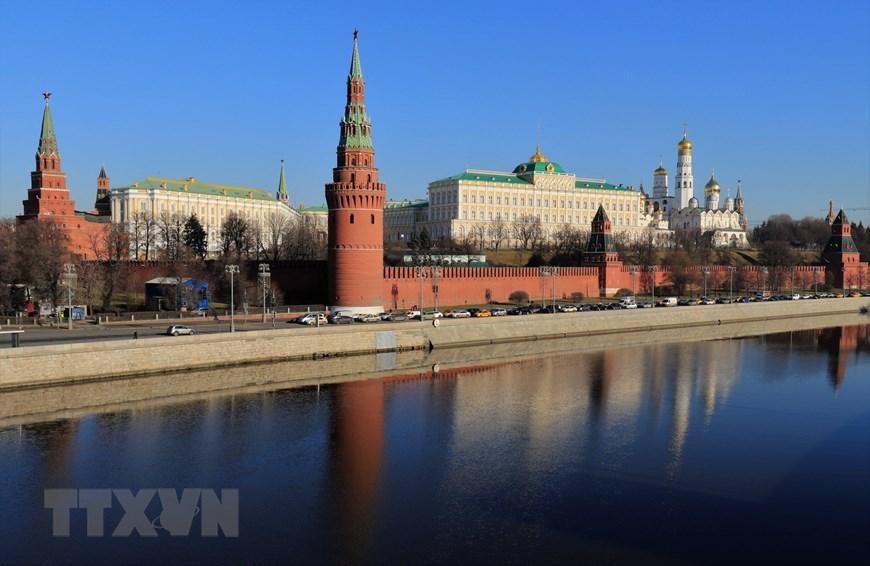 Moskva thanh bình hơn vì vắng du khách Trung Quốc Ảnh 1