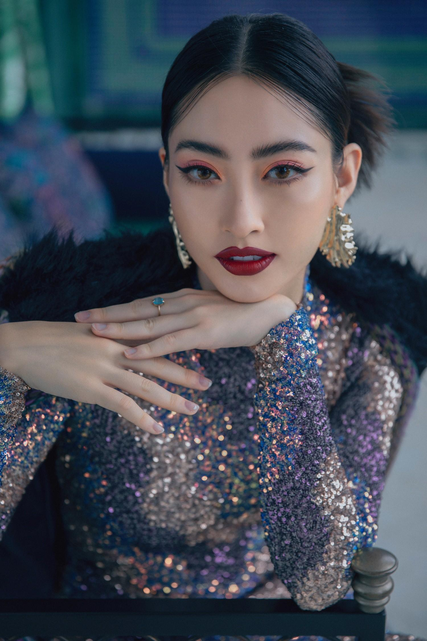 Hoa hậu Lương Thùy Linh ngày càng lột xác sau 6 tháng đăng quang Ảnh 21