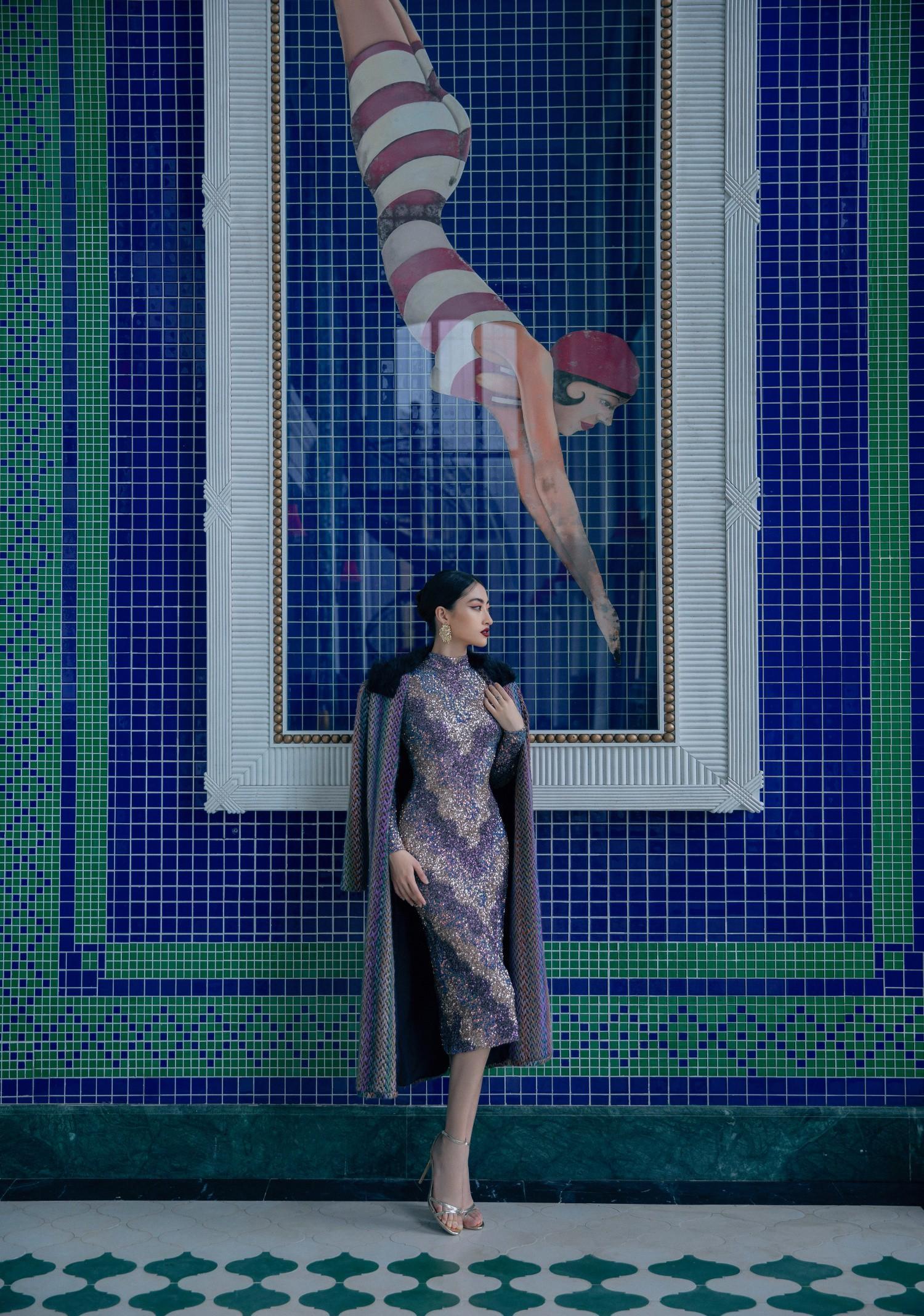 Hoa hậu Lương Thùy Linh ngày càng lột xác sau 6 tháng đăng quang Ảnh 1