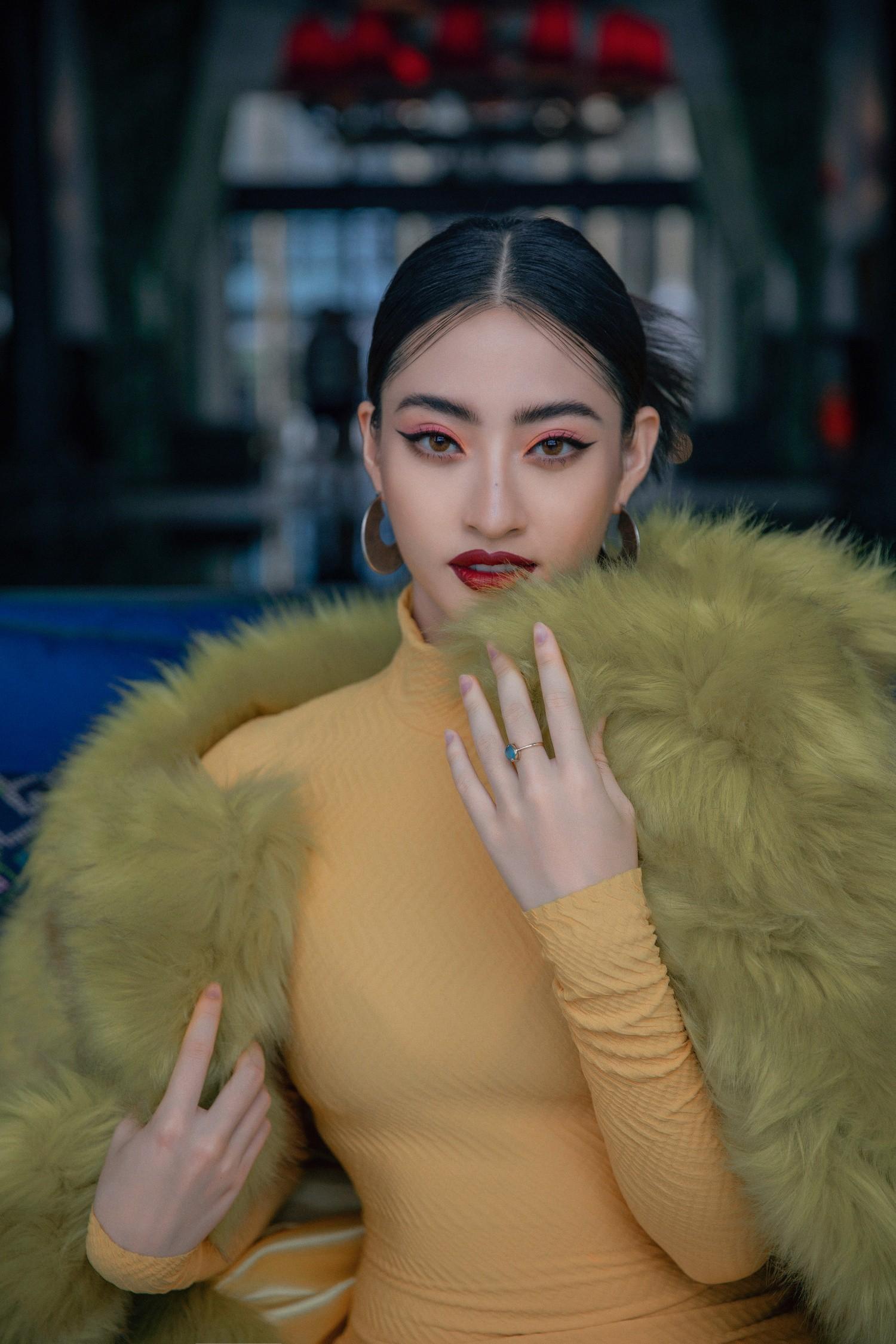 Hoa hậu Lương Thùy Linh ngày càng lột xác sau 6 tháng đăng quang Ảnh 4