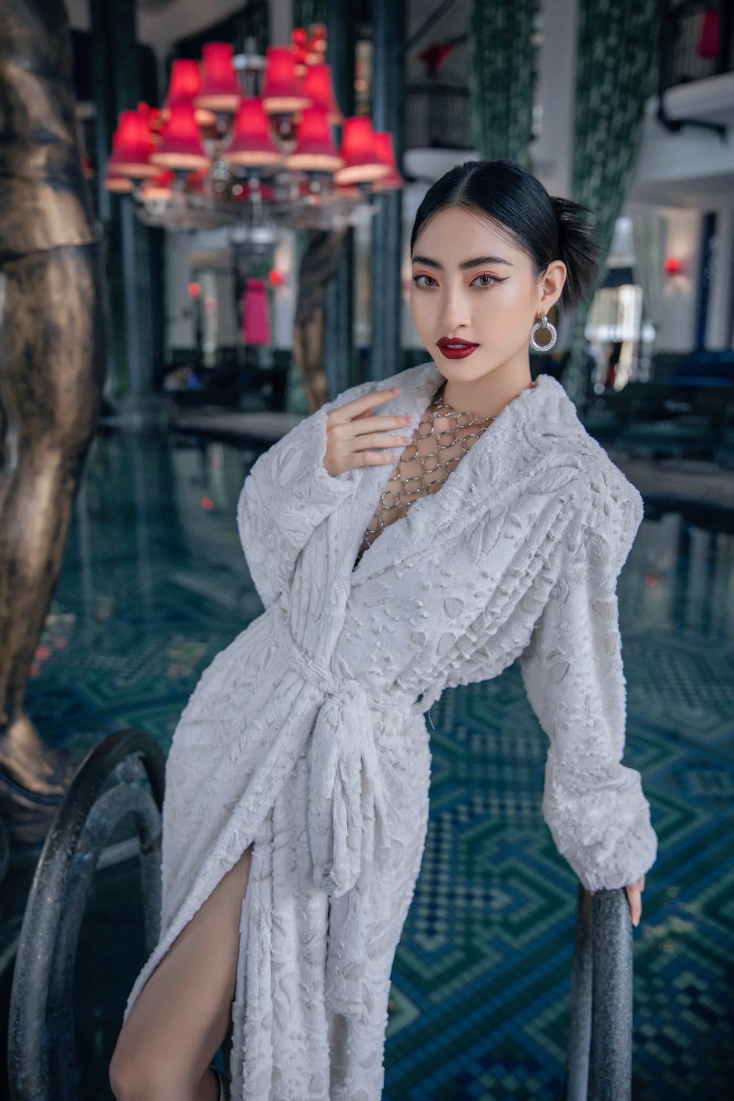 Hoa hậu Lương Thùy Linh ngày càng lột xác sau 6 tháng đăng quang Ảnh 7