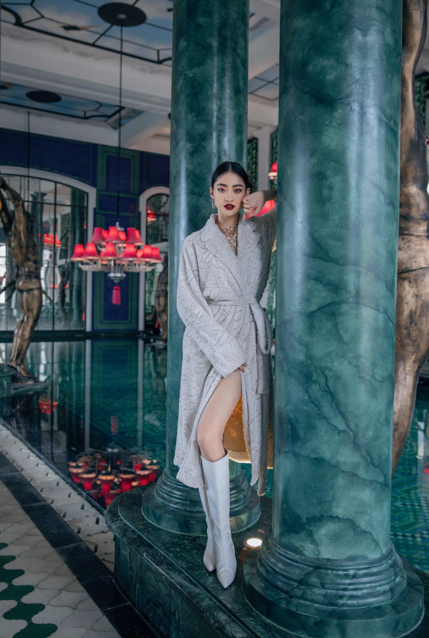Hoa hậu Lương Thùy Linh ngày càng lột xác sau 6 tháng đăng quang Ảnh 5