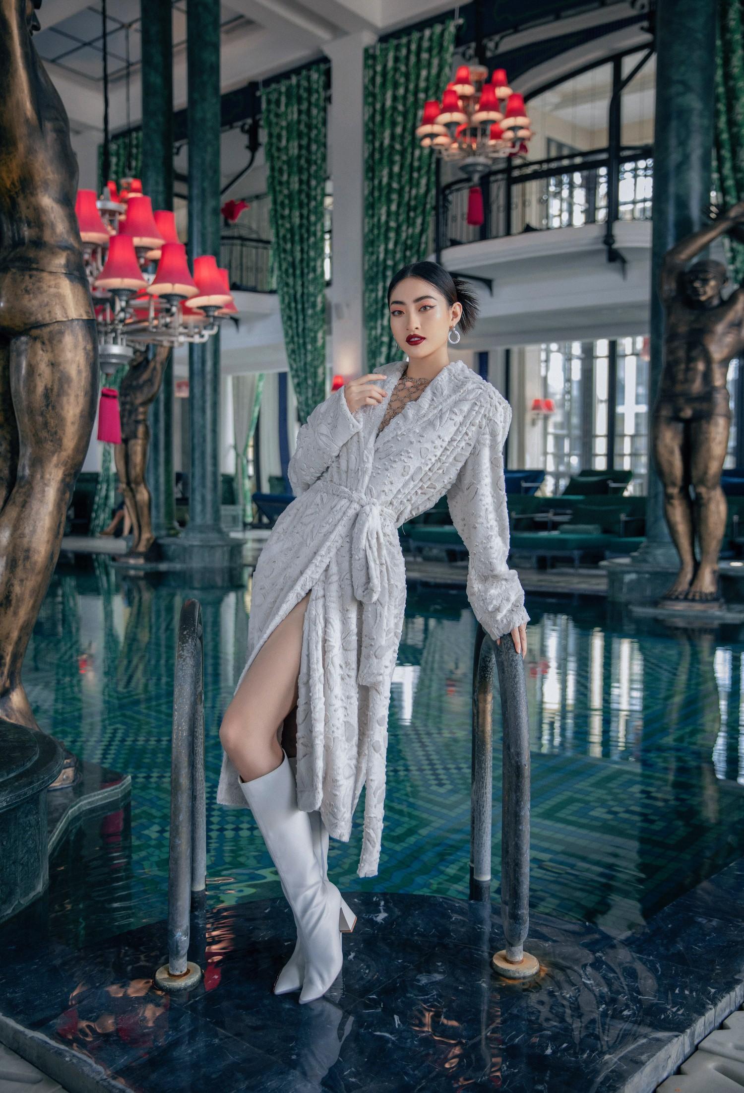 Hoa hậu Lương Thùy Linh ngày càng lột xác sau 6 tháng đăng quang Ảnh 6