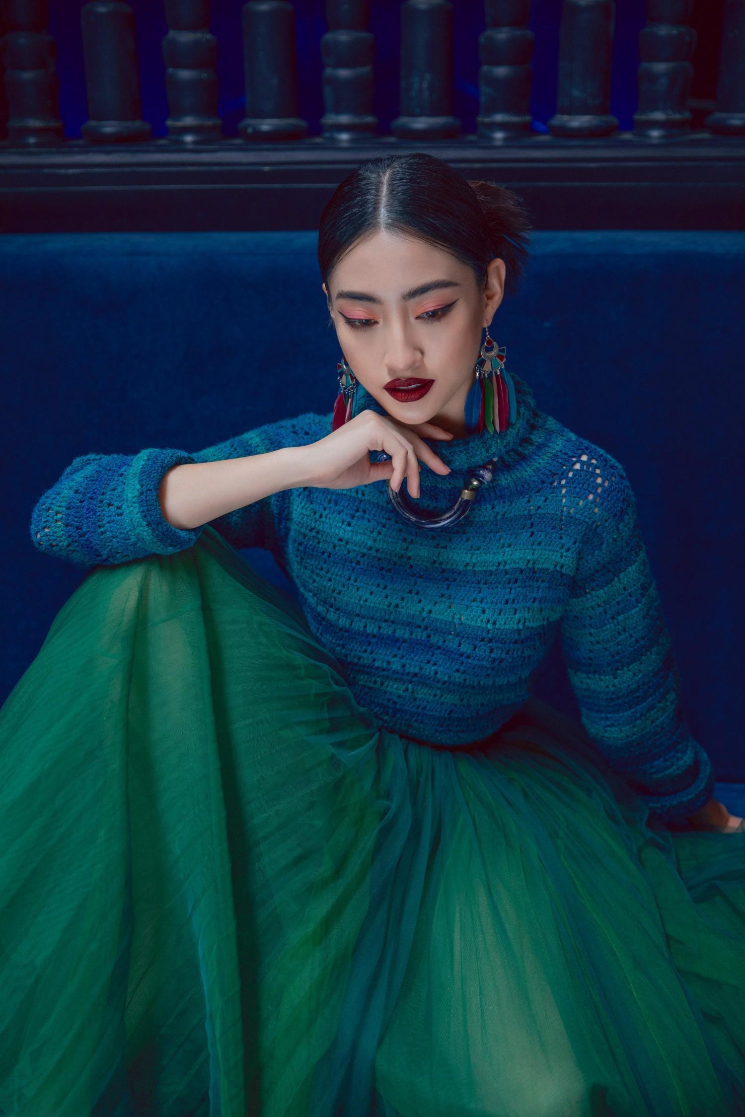 Hoa hậu Lương Thùy Linh ngày càng lột xác sau 6 tháng đăng quang Ảnh 12