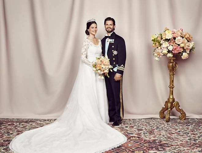 Chiêm ngưỡng 12 mẫu váy cưới đẹp nhất trong lịch sử Hoàng gia các nước Ảnh 10