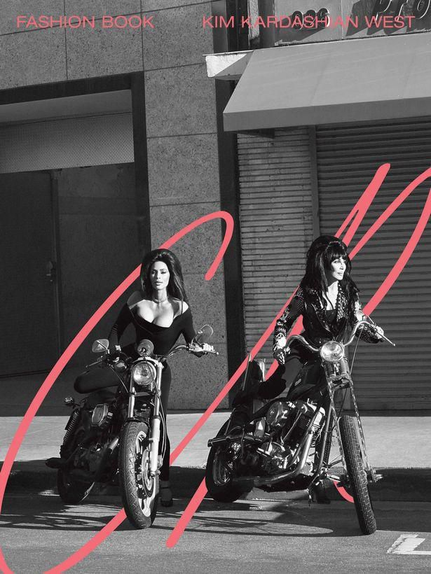 Kim Kardashian và Naomi Campbell trong bộ ảnh tôn vinh vẻ đẹp cổ điển Ảnh 5