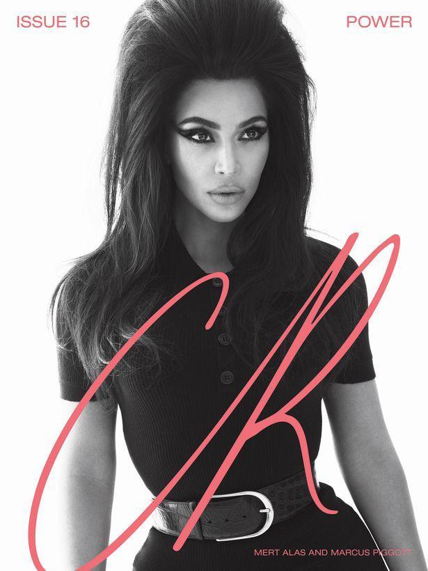 Kim Kardashian và Naomi Campbell trong bộ ảnh tôn vinh vẻ đẹp cổ điển Ảnh 1