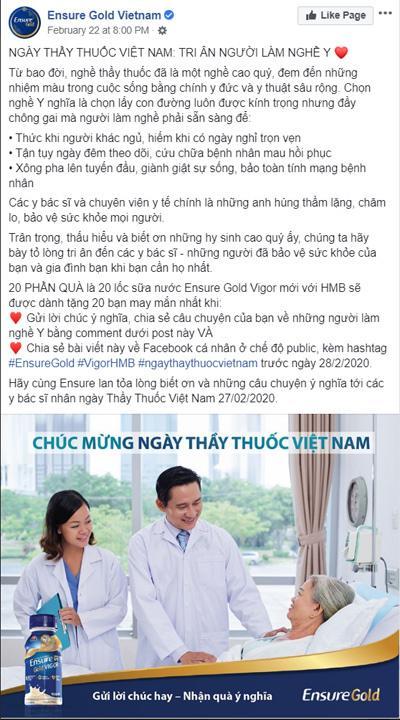 Những lời tri ân đầy cảm xúc về ngành y Ảnh 1