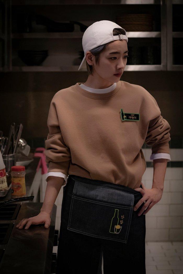 Diệu Nhi đòi 'xuống tóc' giống cô nàng mỹ nhân chuyển giới Lee Joo Young trong 'Itaewon Class' Ảnh 8