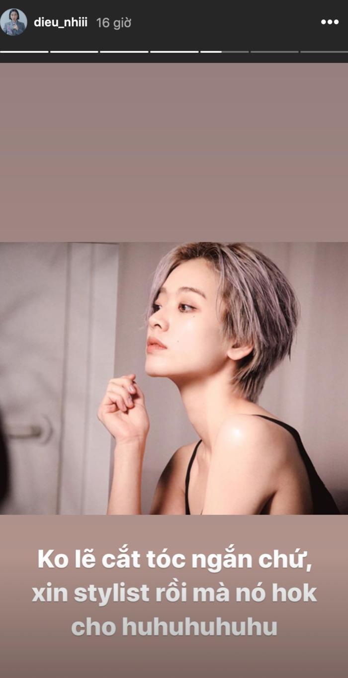 Diệu Nhi đòi 'xuống tóc' giống cô nàng mỹ nhân chuyển giới Lee Joo Young trong 'Itaewon Class' Ảnh 1