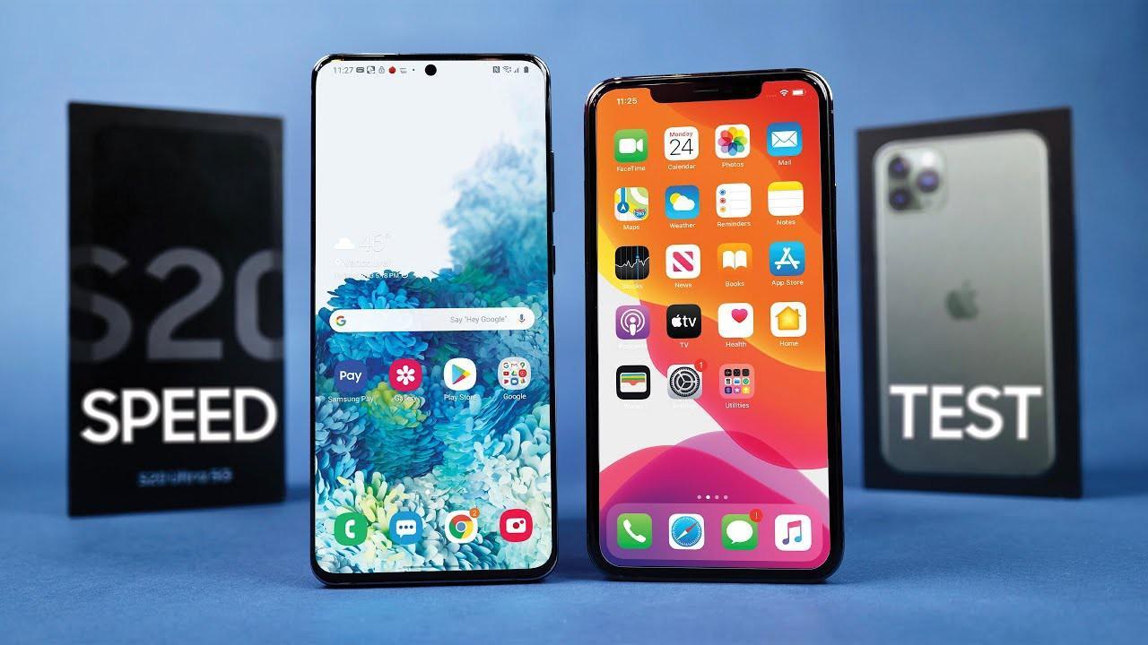 Liệu Samsung Galaxy S20 Ultra có đánh bại được iPhone 11 Pro? Ảnh 1