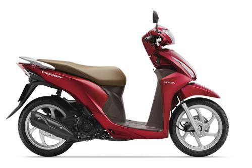 Bảng giá xe ga Honda tháng 3/2020: Rẻ nhất 29,99 triệu đồng Ảnh 1