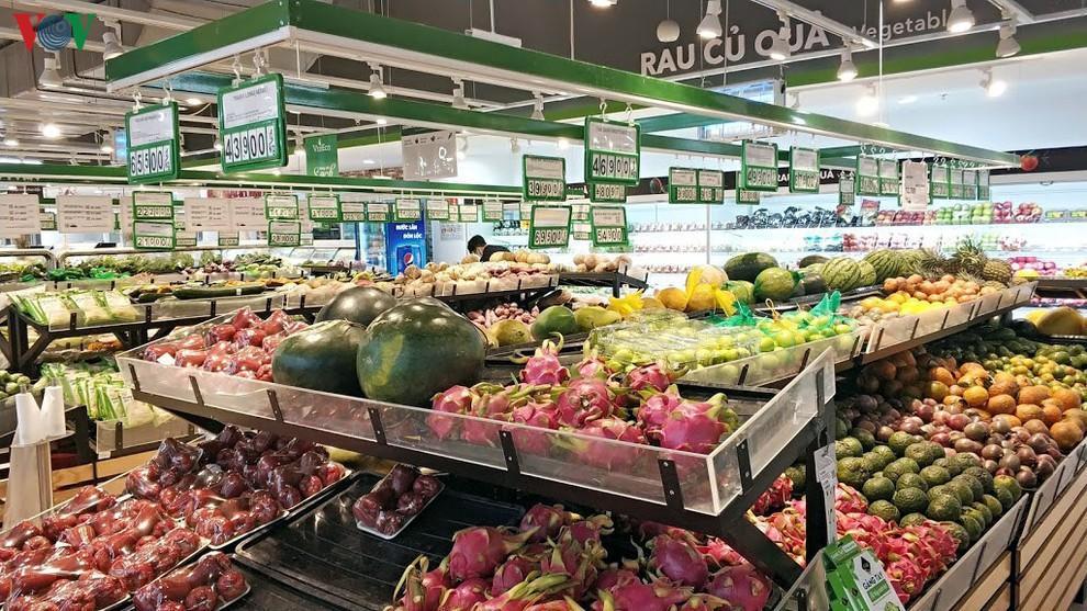Công bố xếp hạng triển khai tốt an toàn thực phẩm nông, lâm - thủy sản Ảnh 1