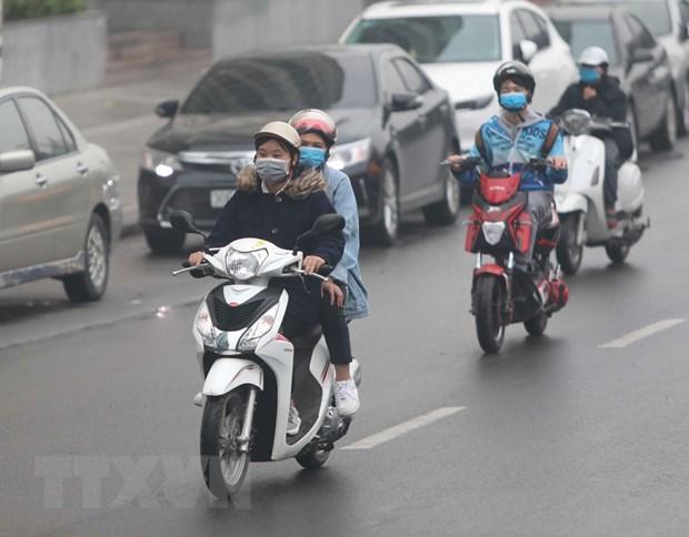Mưa kéo dài giúp cải thiện chất lượng không khí Hà Nội và vùng lân cận Ảnh 1