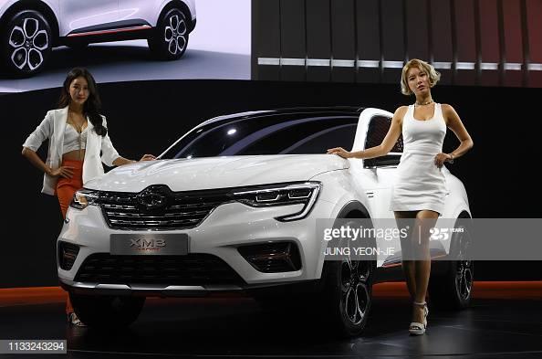 Cận cảnh chiếc xe sang giá bình dân của Renault Samsung Ảnh 2