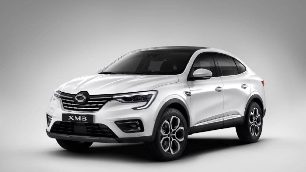 Cận cảnh chiếc xe sang giá bình dân của Renault Samsung Ảnh 1