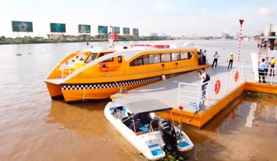 Giảm chuyến tuyến buýt sông Sài Gòn Ảnh 1