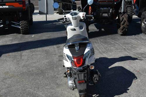 Xe ga 150 phân khối, trang bị phanh ABS, giá gần 70 triệu đồng Ảnh 7