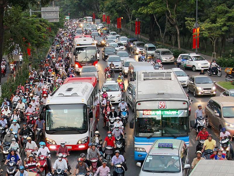 TP.HCM đang hoàn thiện nhiều dự án giao thông quan trọng Ảnh 2