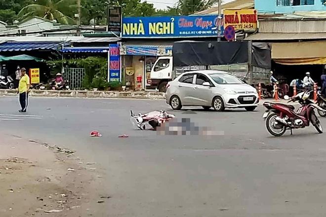 Tài xế rời xe bỏ chạy sau khi gây tai nạn chết người ở TP.HCM Ảnh 1