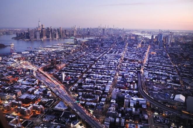New York nhìn từ trên cao trong dịch Covid-19 Ảnh 4
